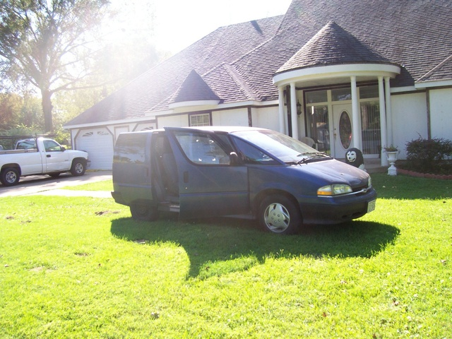 Picture of 1994 Chevrolet Lumina Minivan 3 Dr STD Passenger Van