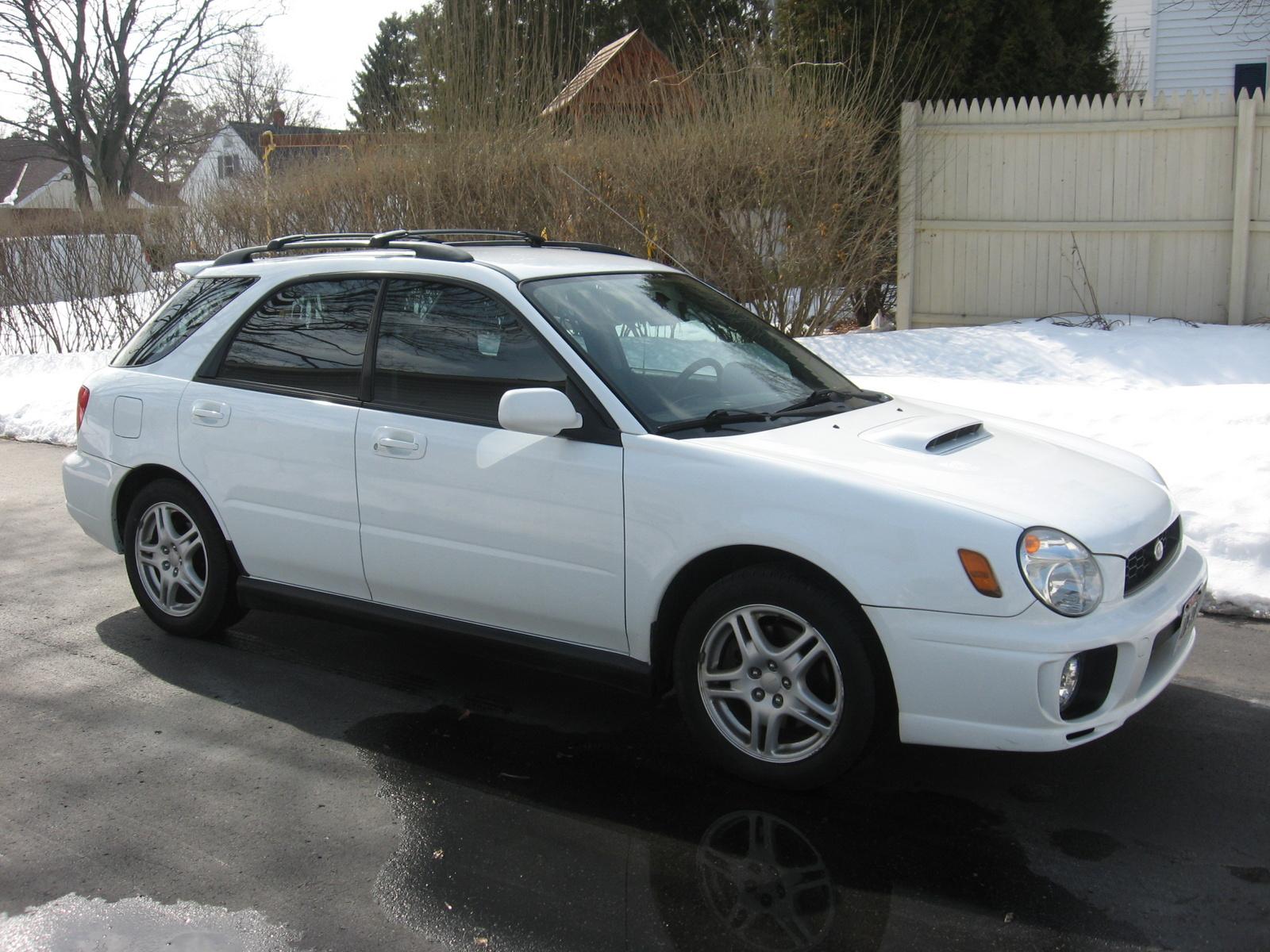 2002 Subaru Impreza Wrx Pictures Cargurus