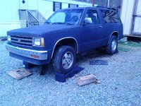 1988 Chevrolet S-10 Blazer Picture Gallery
