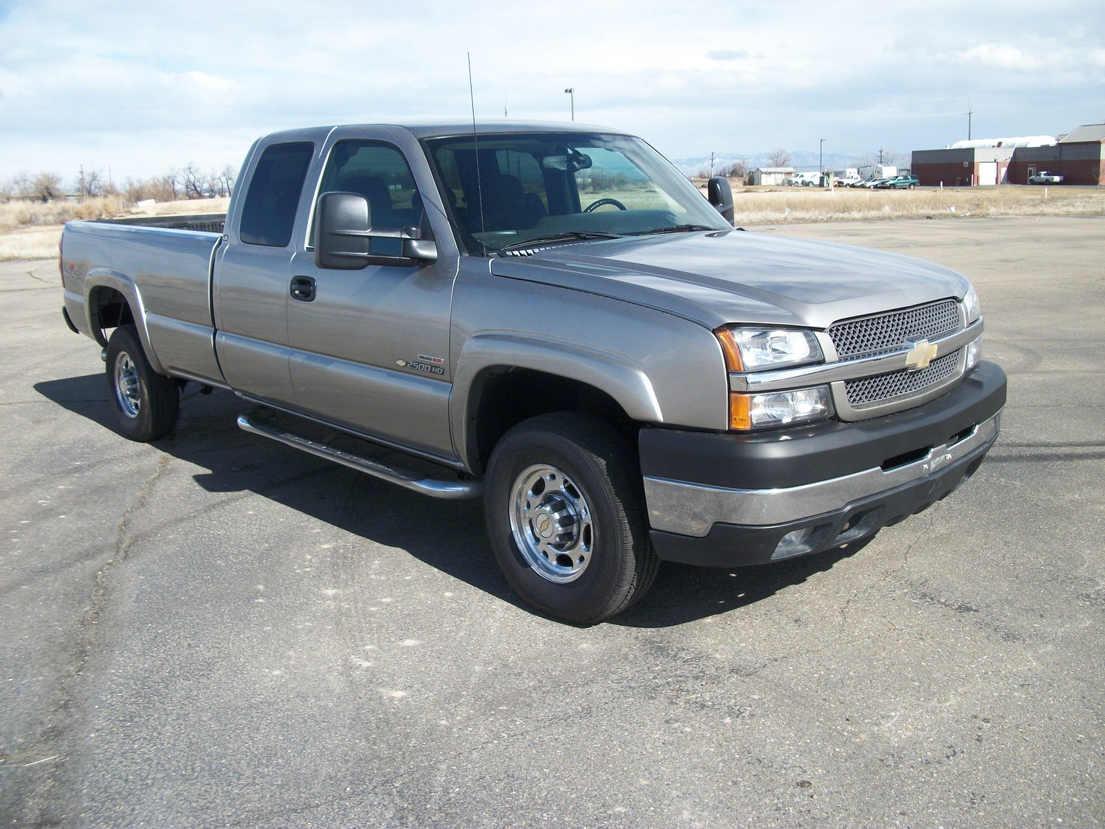 used 2003 chevrolet silverado 2500hd extended cab 4wd html autos post. Black Bedroom Furniture Sets. Home Design Ideas