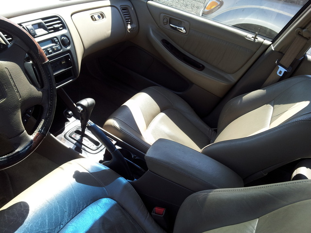 Picture of 1999 Honda Accord EX, interior, gallery_worthy