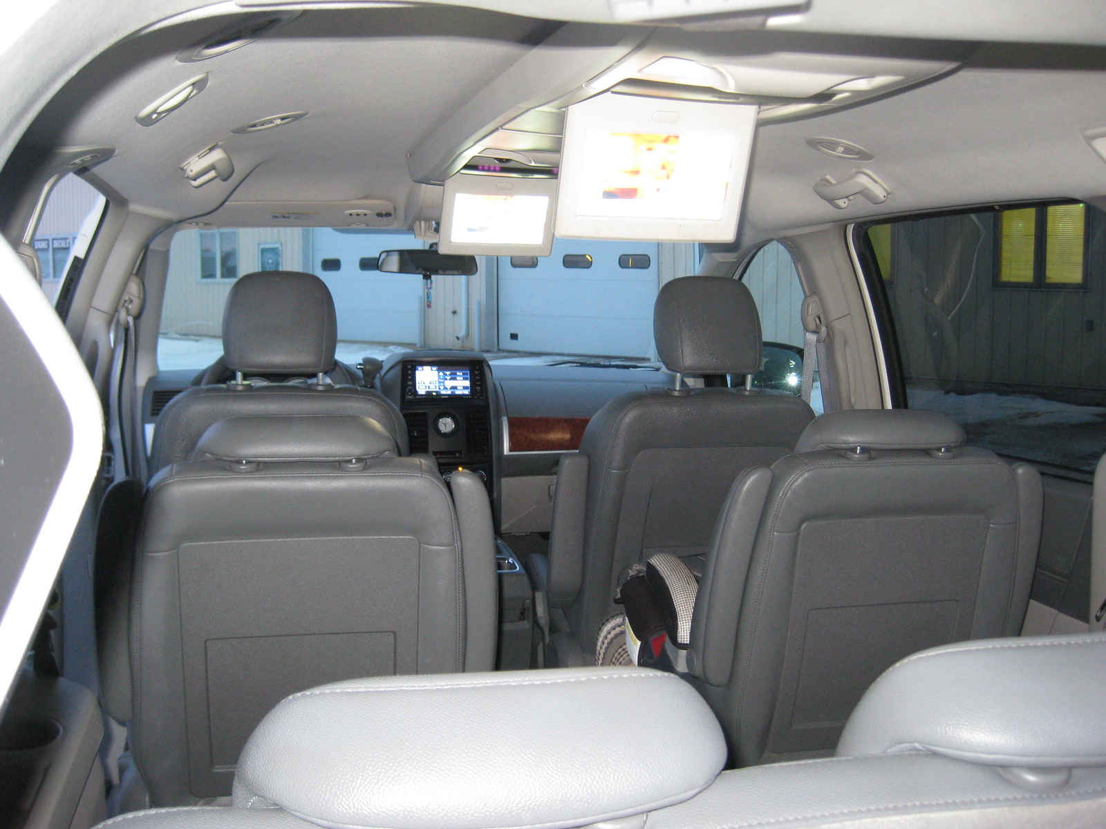 Used Honda Odyssey Near Me >> 2008 Chrysler Town & Country - Pictures - CarGurus