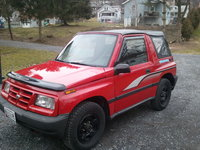 1996 Geo Tracker Overview