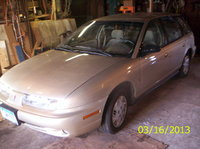 Picture of 1999 Saturn S-Series 4 Dr SW2 Wagon, exterior