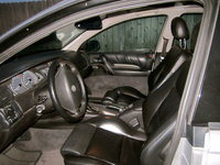 Picture of 1999 Cadillac Catera 4 Dr STD Sedan, interior