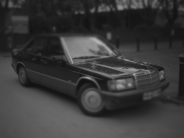 Picture of 1990 Mercedes-Benz 190-Class