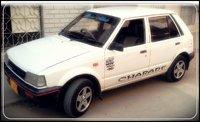 1986 Daihatsu Charade Overview