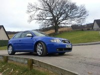 2002 Audi S3 Overview