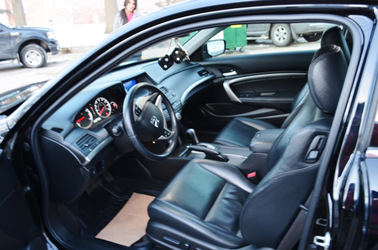 2008 Honda Accord Coupe Interior Pictures Cargurus
