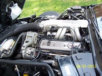Picture of 1990 Chevrolet Corvette Coupe, engine