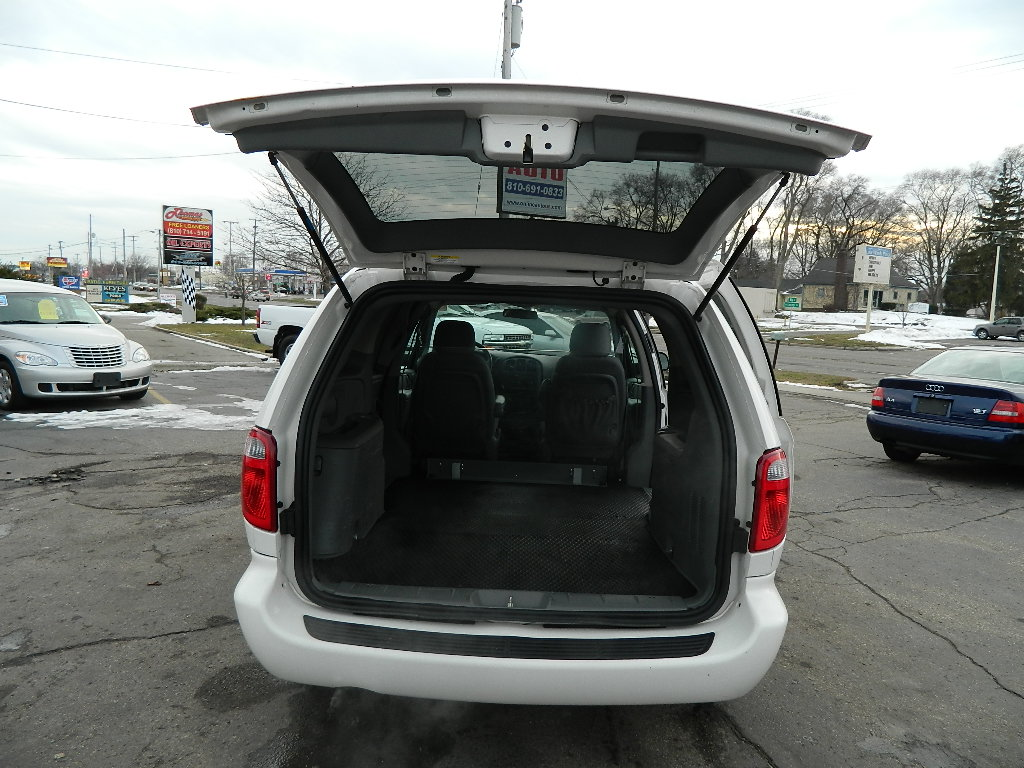 picture of 2006 dodge grand caravan se interior. Cars Review. Best American Auto & Cars Review