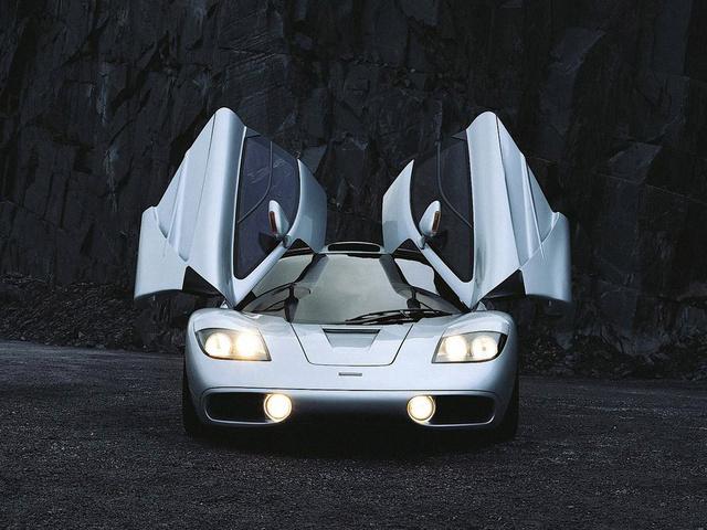 Picture of 1998 McLaren F1