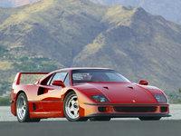 1992 Ferrari F40 Overview