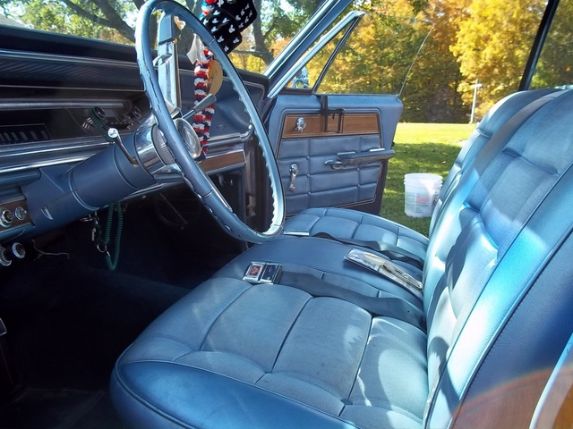 Picture of 1965 Chevrolet Caprice, interior