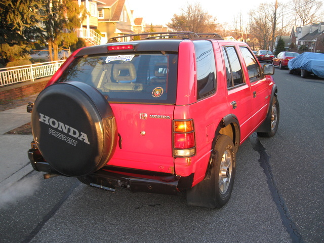 Picture of 1997 Honda Passport 4 Dr EX 4WD SUV