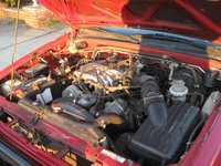 Picture of 1997 Honda Passport 4 Dr EX 4WD SUV, engine
