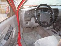 Picture of 1997 Honda Passport 4 Dr EX 4WD SUV, interior