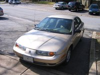Picture of 2002 Saturn S-Series 4 Dr SL1 Sedan, exterior