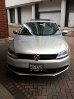2011 Volkswagen Jetta SE w/ Conv and Sunroof picture, exterior