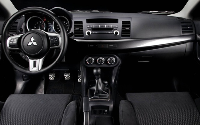 Picture of 2013 Mitsubishi Lancer Evolution GSR, interior, gallery_worthy