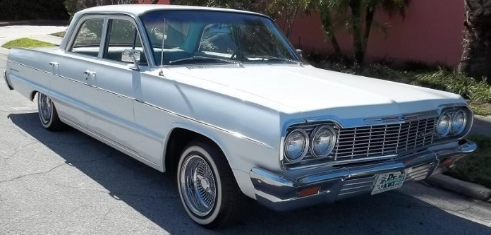 1964 Chevrolet Bel Air picture