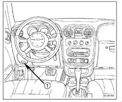 chrysler pt cruiser questions list of fuses on 2008 pt cruiser and PT Cruiser Mass Air Flow Sensor Location 5 answers