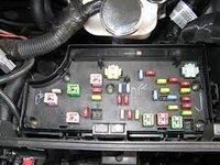 Chrysler PT Cruiser Questions - list of fuses on 2008 pt ...