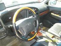 Picture of 2003 Infiniti QX4 4 Dr STD SUV, interior
