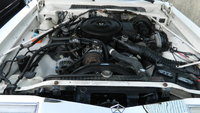 Picture of 1987 Dodge Diplomat, engine