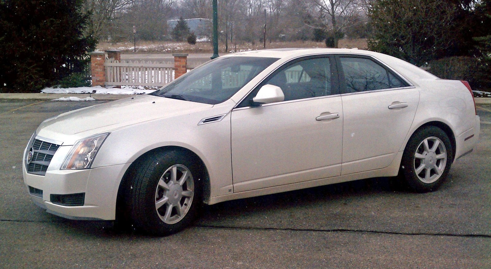 Used Cadillac Cts Coupe >> 2009 Cadillac CTS - Pictures - CarGurus