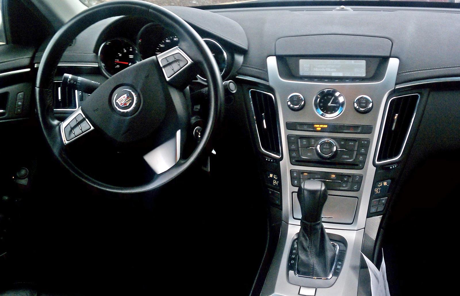 Cadillac Cts L Sidi Awd Pic