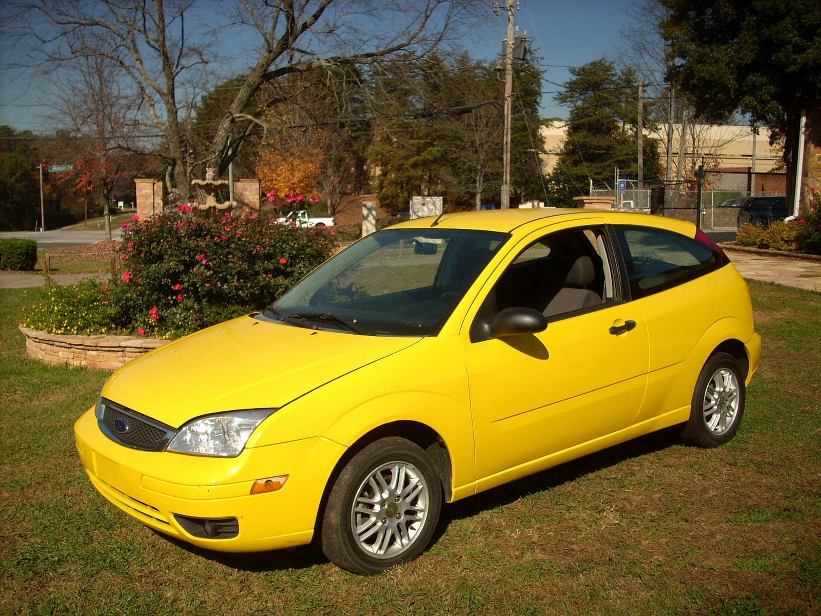 2006 ford focus zx3 se gas mileage. Black Bedroom Furniture Sets. Home Design Ideas