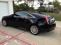 Picture of 2012 Cadillac CTS Coupe 3.6L Performance RWD, exterior, gallery_worthy