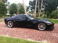 Picture of 2009 Chevrolet Corvette Z06 2LZ, exterior, gallery_worthy