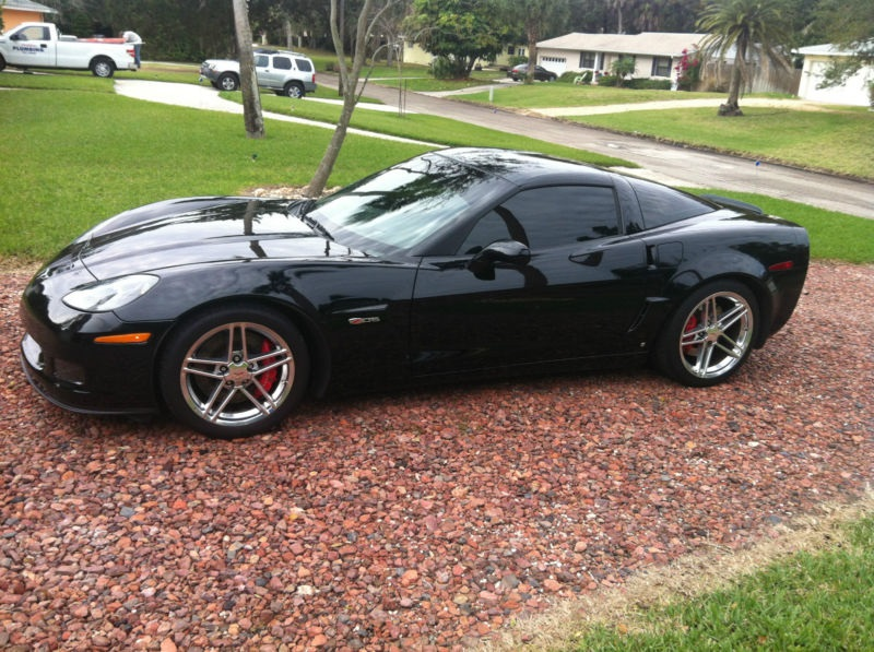 Picture of 2009 Chevrolet Corvette Z06 2LZ