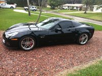 Picture of 2009 Chevrolet Corvette Z06 2LZ Coupe RWD, exterior, gallery_worthy