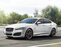 2013 Jaguar XF, Front-quarter view, exterior, manufacturer, gallery_worthy