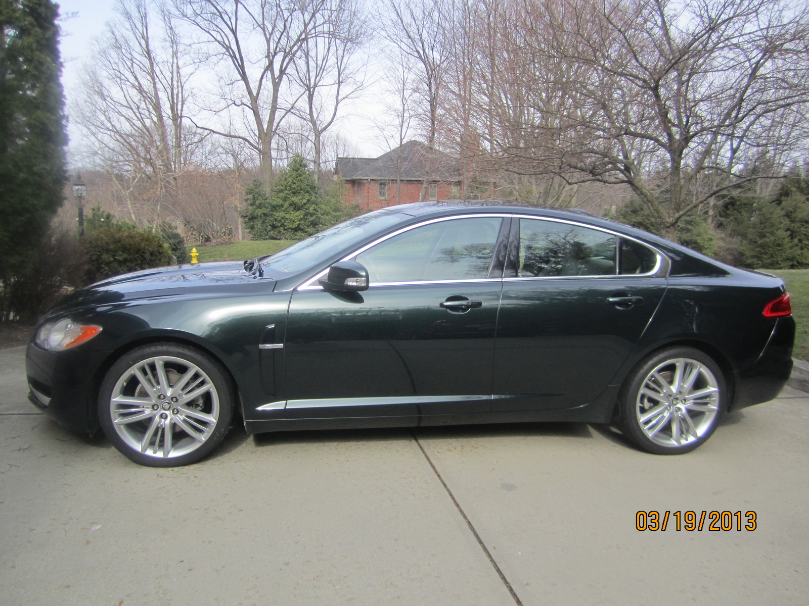 jaguar xf 2009 - photo #36