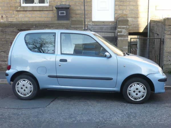 Picture of 2001 FIAT Seicento
