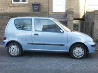 2001 Fiat Seicento Overview