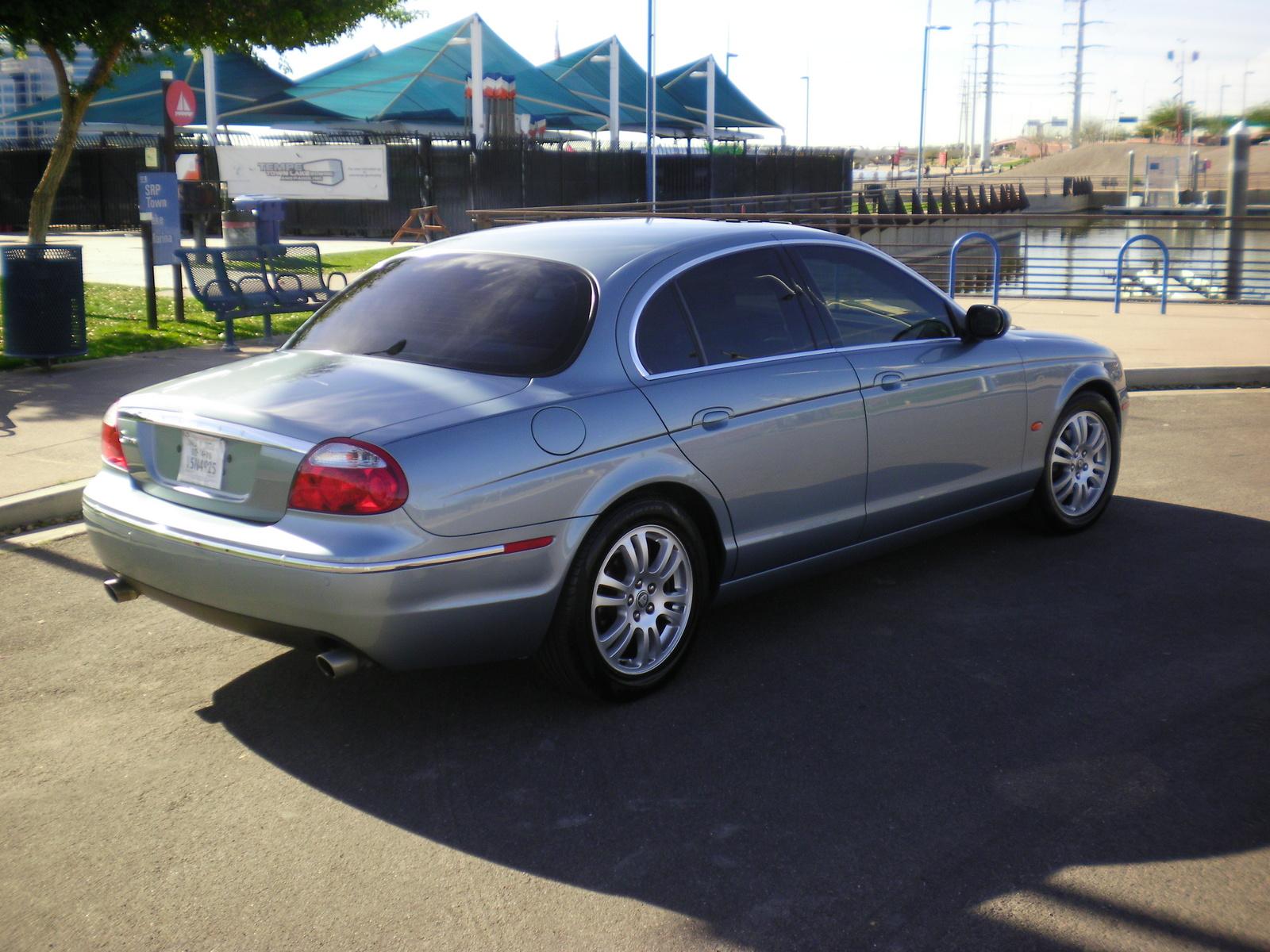 2005 Jaguar S-Type - Pictures - CarGurus