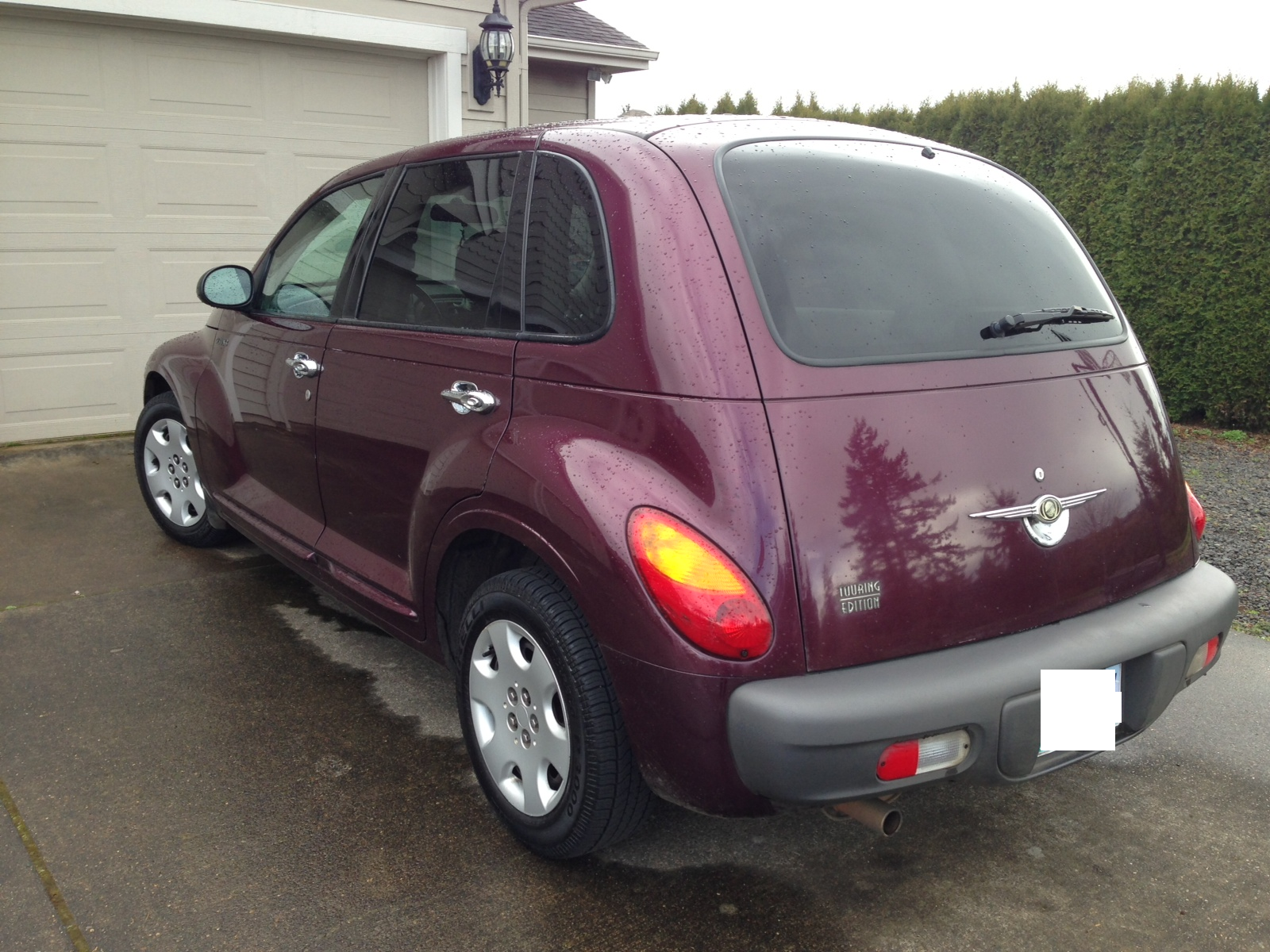 2003 chrysler pt cruiser specs new and used car listings. Black Bedroom Furniture Sets. Home Design Ideas
