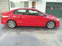 Picture of 2009 Honda Civic Si, exterior, gallery_worthy