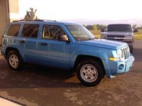 2008 Jeep Patriot Sport 4WD picture, exterior