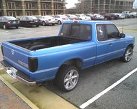Picture of 1994 Mazda B-Series Pickup 2 Dr B4000 LE Extended Cab SB, exterior, gallery_worthy