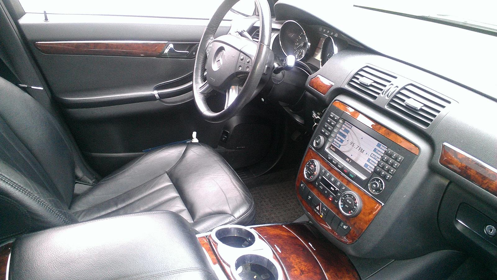 2006 mercedes benz r class interior pictures cargurus for 2006 mercedes benz r350 4matic