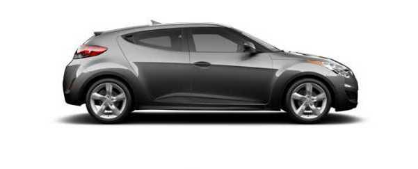 2013 Hyundai Veloster RE MIX, TRIATHLON GRAY, exterior