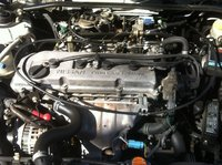 Picture of 2001 Nissan Altima GLE, engine