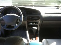 Picture of 2001 Nissan Altima GLE, interior