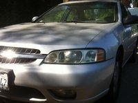 Picture of 2001 Nissan Altima GLE, exterior